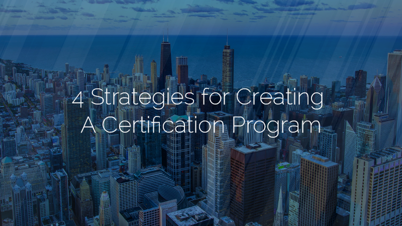 Should My Business Have A Certification Program?
