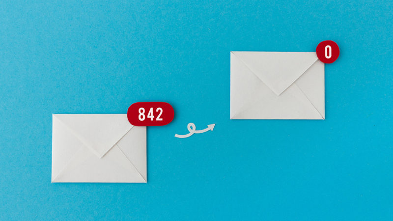 Do You Suffer From Email Overwhelm?