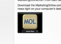 How to get MarketingOnline.com news right on your computer's desktop in under 2-minutes ..