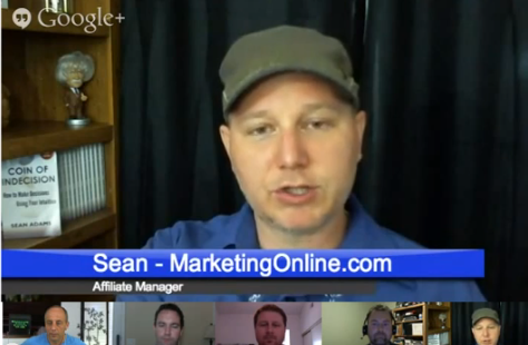 Affiliate Marketing, Podcasting, Youtube, and more! Your questions answered in this week's Hangout.