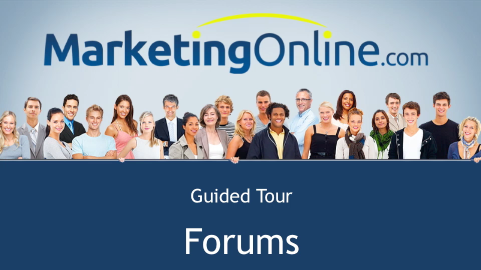 Tuesday Tutorial: Learn what our Forums have to offer and what you need to do to get started?