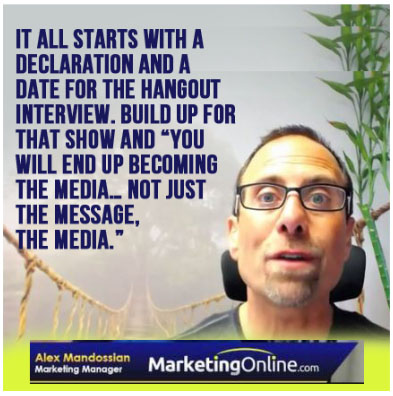 Hangout Syndication Expert Training