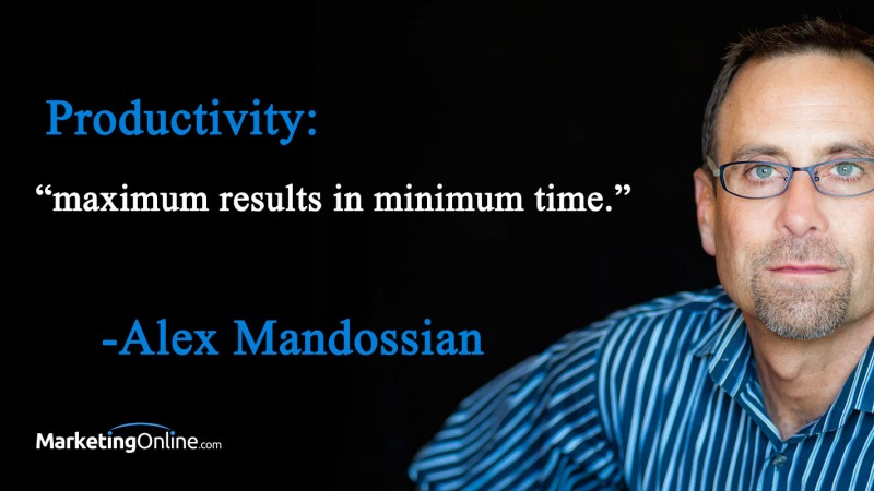 Productivity Defined By The Productivity Guy