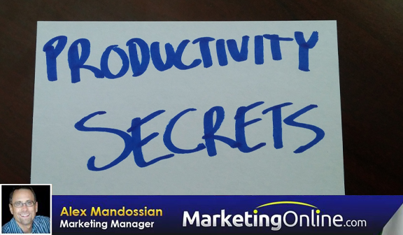 Productivity Secrets for Entrepreneurs